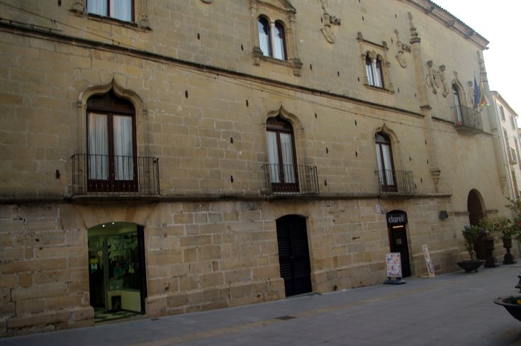 Fotos de: Jaén - Baeza - Palacio de los Salcedo