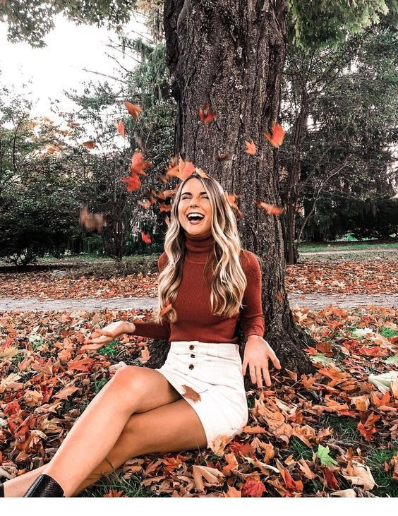 Happy that fall is here
