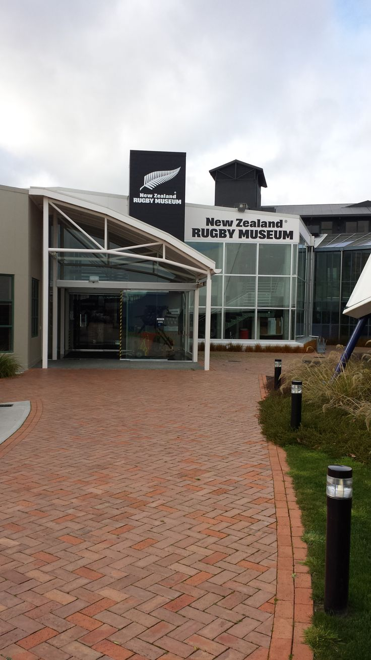 Manawatu Celebrates Rugby at the NZ Rugby Museum #pnpersonnel #manawatu #nzrugby