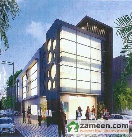 22 Marla Commercial Building For Rent, Zafar ali Road, Lahore. Zafar Ali Road, Gulberg, Lahore 2261706 - Zameen