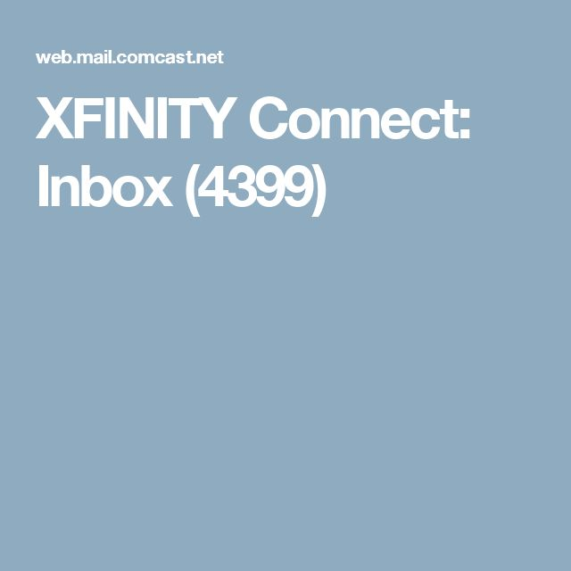 Xfinity Connect Inbox 4399 Prize Winning Recipe Inbox Grocery Coupons