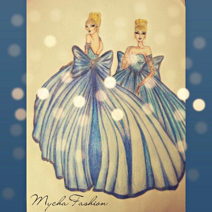 Cinderella - my version ♡