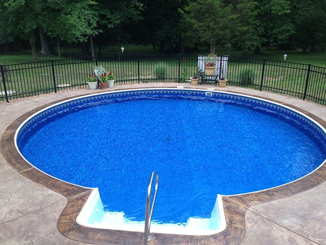 Radiant Pool With Concrete Deck Joy Studio Design Gallery Best Design