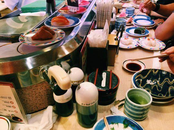 Excellent sushis à Kamakura ( Japon, près de Tokyo) https://www.hotelscombined.com/?a_aid=150886