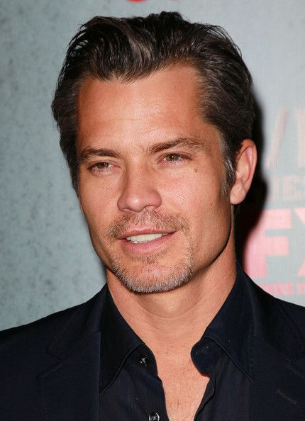 olyphant single guys From timothy olyphant's first screen appearances, such as his two-minute bit in the first wives club (1996), to nicko, whose presence at times dwarfed the island in a perfect getaway (2009), he has been a force to be reckoned with.