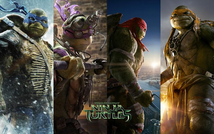 TMNT! Great surprise! Fun and action packed!