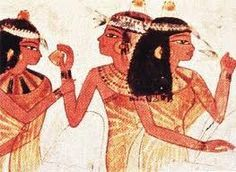 This article has a bunch of recipes that women in ancient Egypt used for beauty. It's pretty interesting. I might even try a few of them!
