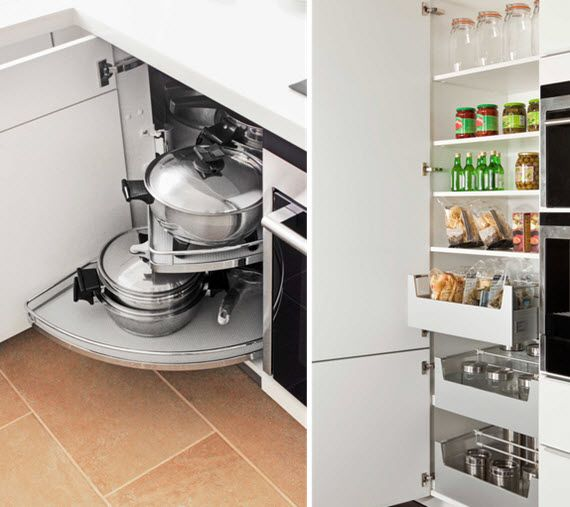 17 best images about all about organization on pinterest for Efficient kitchen designs