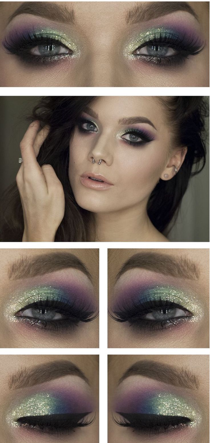 Just two words: amazing makeup!!!