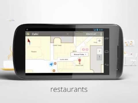 Take Google Maps Inside Las Vegas Hotels and Casinos - YouTube