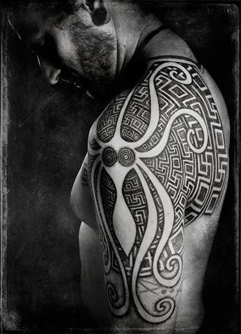 Amazing tattoo...