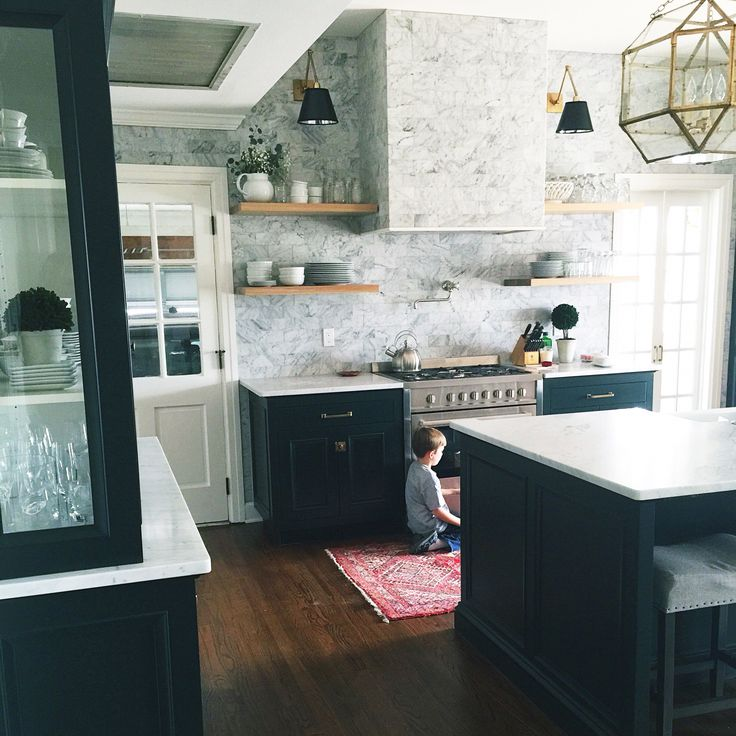 Forest Green Kitchen: 1000+ Ideas About Benjamin Moore Kitchen On Pinterest