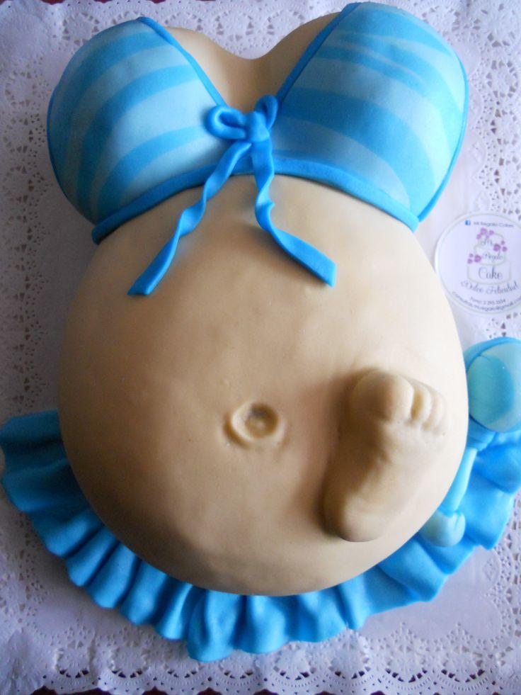 Baby Shower Torta de panqueque :) Mi Regalo Cakes ...