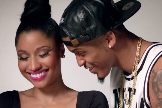 Video Premiere: August Alsina - No Love (Remix) [Explicit] ft. Nicki Minaj