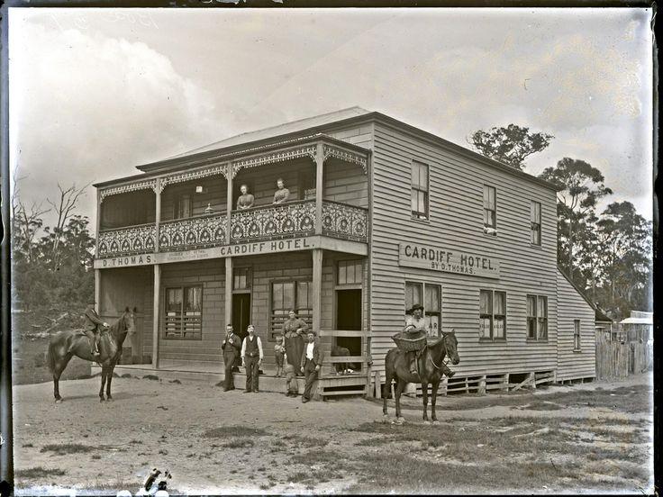 Cardiff Hotel, Cardiff, NSW, [1892]