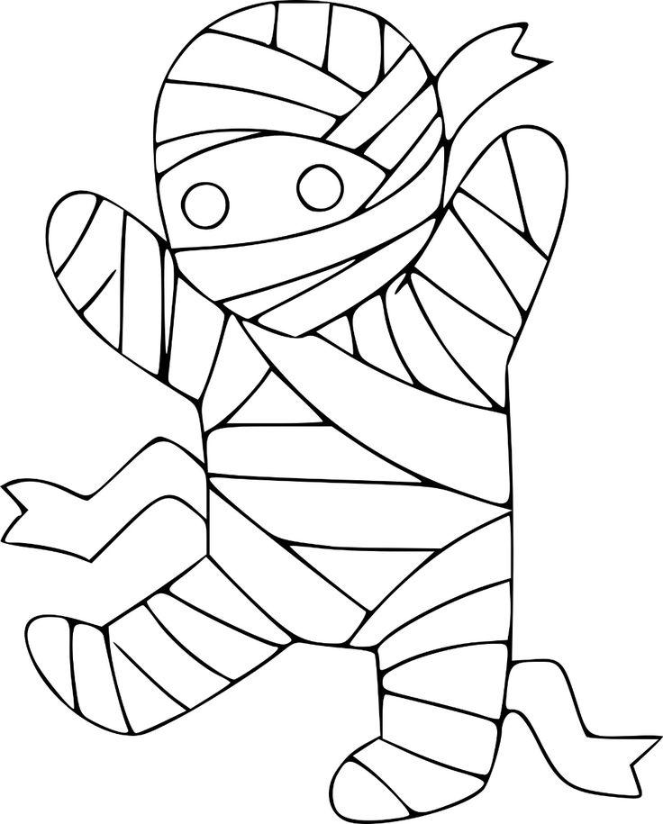dessin halloween - Recherche Google | Coloriage, Coloriage halloween a imprimer, Coloriage noel ...