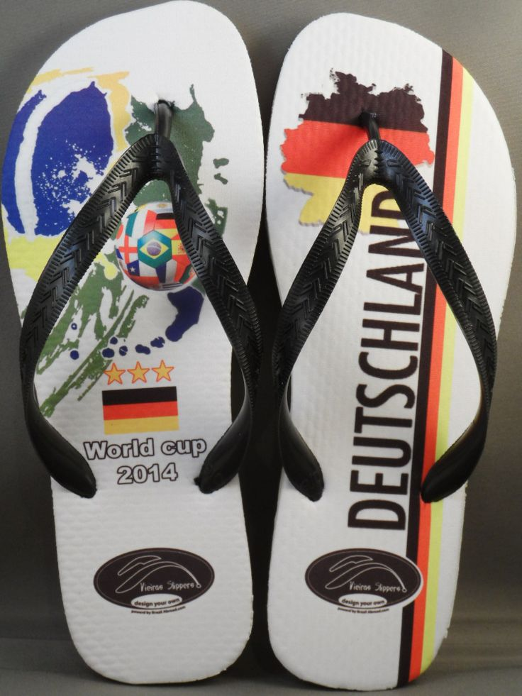 Germany World Cup Slippers