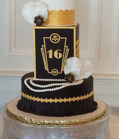 The Great Gatsby Sweet Sixteen how to make