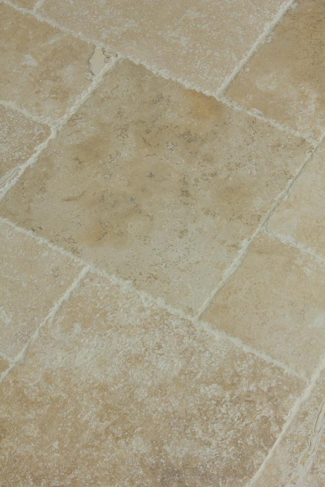 BuildDirect®: Travertine Tile Antique Pattern Travertine Tile   Denizli Beige Standard