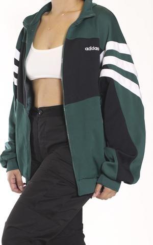 250d81bae864 Vintage Adidas Windbreaker Jacket