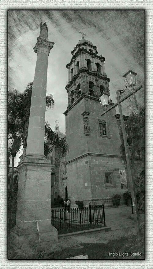 Parroquia de Santo Santiago Apostol, Ameca Jalisco,  México
