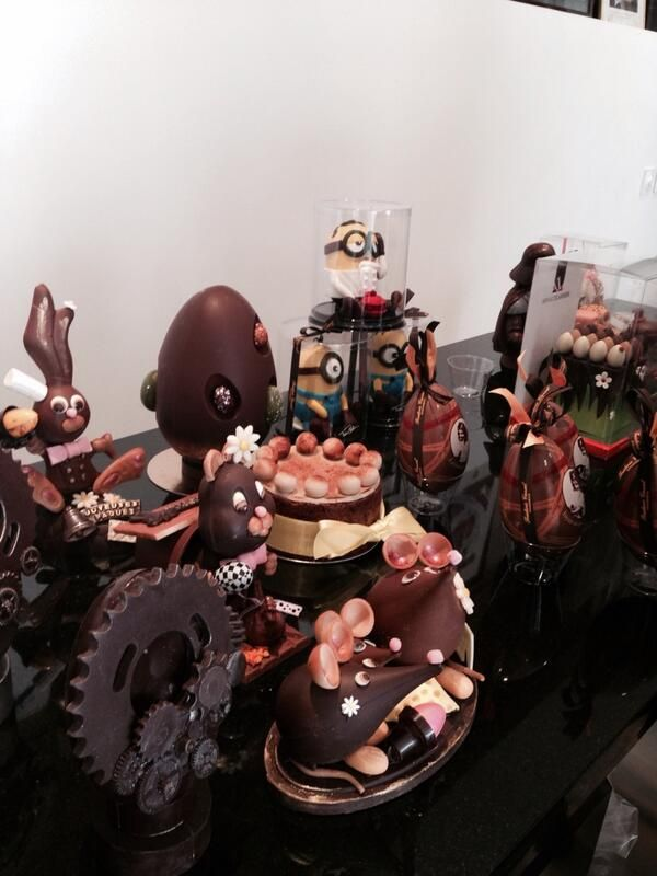 #Chocolat #Chocolate #Paques #Easter