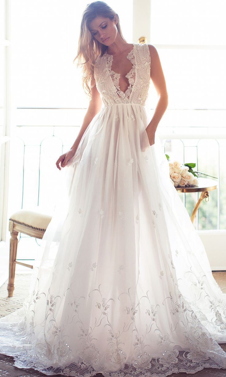 174 best images about wedding dresses on pinterest embroidered find this pin and more on wedding dresses ombrellifo Image collections