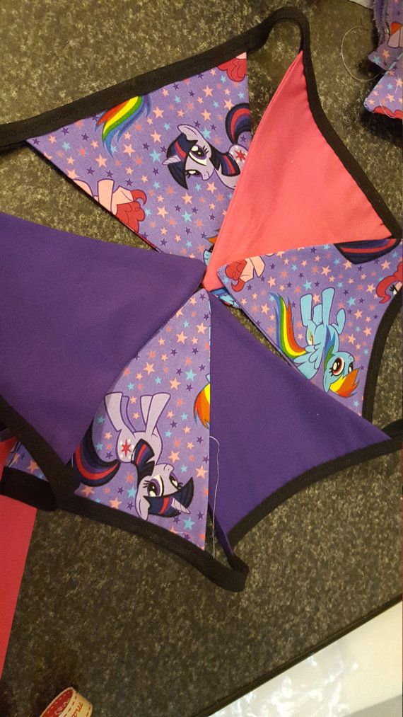 Check out this item in my Etsy shop https://www.etsy.com/uk/listing/491307140/my-little-pony-bunting