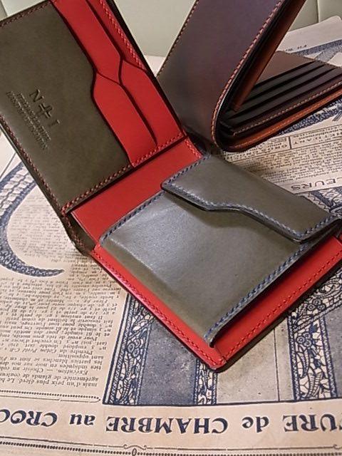 財布、ベルト、革小物、ハンドメイドレザークラフト リュテス