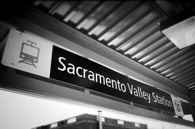 The Sacramento Valley Station is one of the largest Amtrak stations in the United States. It is located at 401 I Street and it is the second busiest rail station in California after the Union Station in Los Angeles. It has 2 island platforms and one side platform, and a total of 8 tracks – four Amtrak, two freight and one Light Rail.  http://aargo.com/10-office-buildings-within-walking-distance-to-the-sacramento-valley-station/