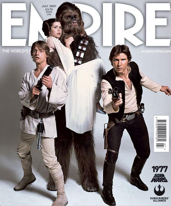 Harrison Ford - Empire Magazine