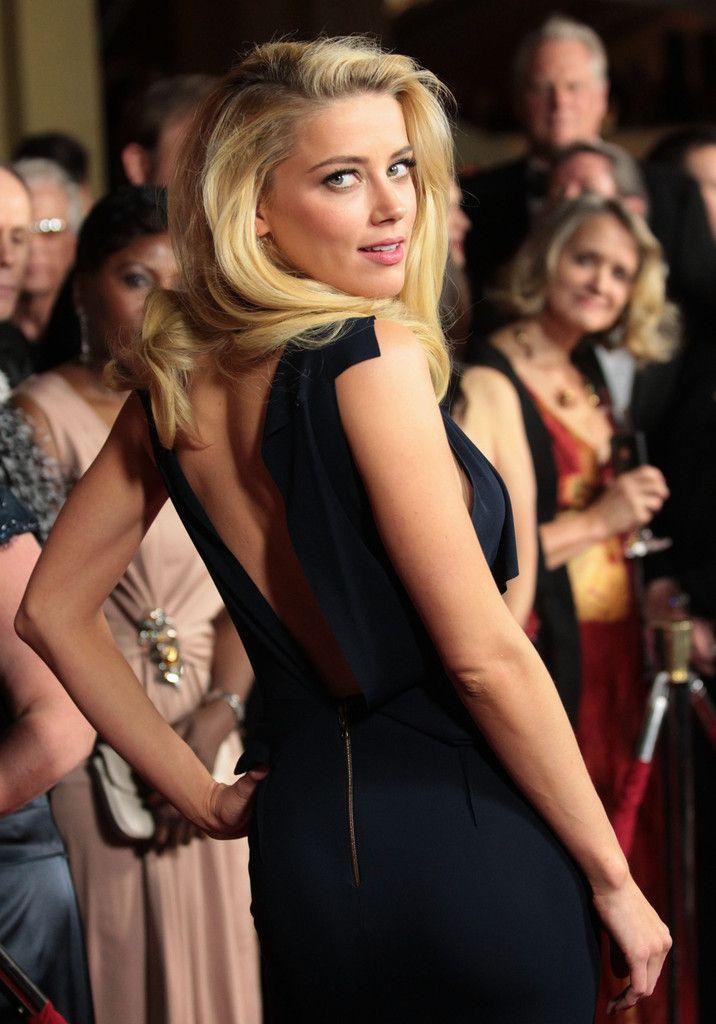 The legendary Amber Heard ...Moreish Celebrity...