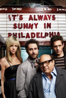 It's Always Sunny in Philadelphia- give it another try. It's got to get better...