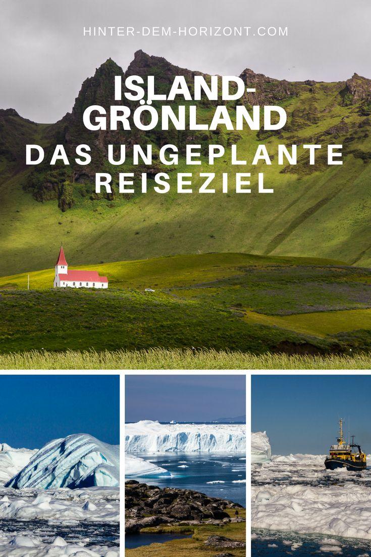 Was passiert, wenn man bei der Internetrecherche abschweift? Eigentlich war nur eine Island Reise geplant, doch dann bin ich über Grönland gestolpert... Eine Länderkombination Island Grönland ist ideal, aber teuer! Erfahre, wie das passieren konnte und wie ich die Länder zu einer Island Grönland Reise kombinierte.