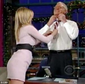 David Letterman Sex 58