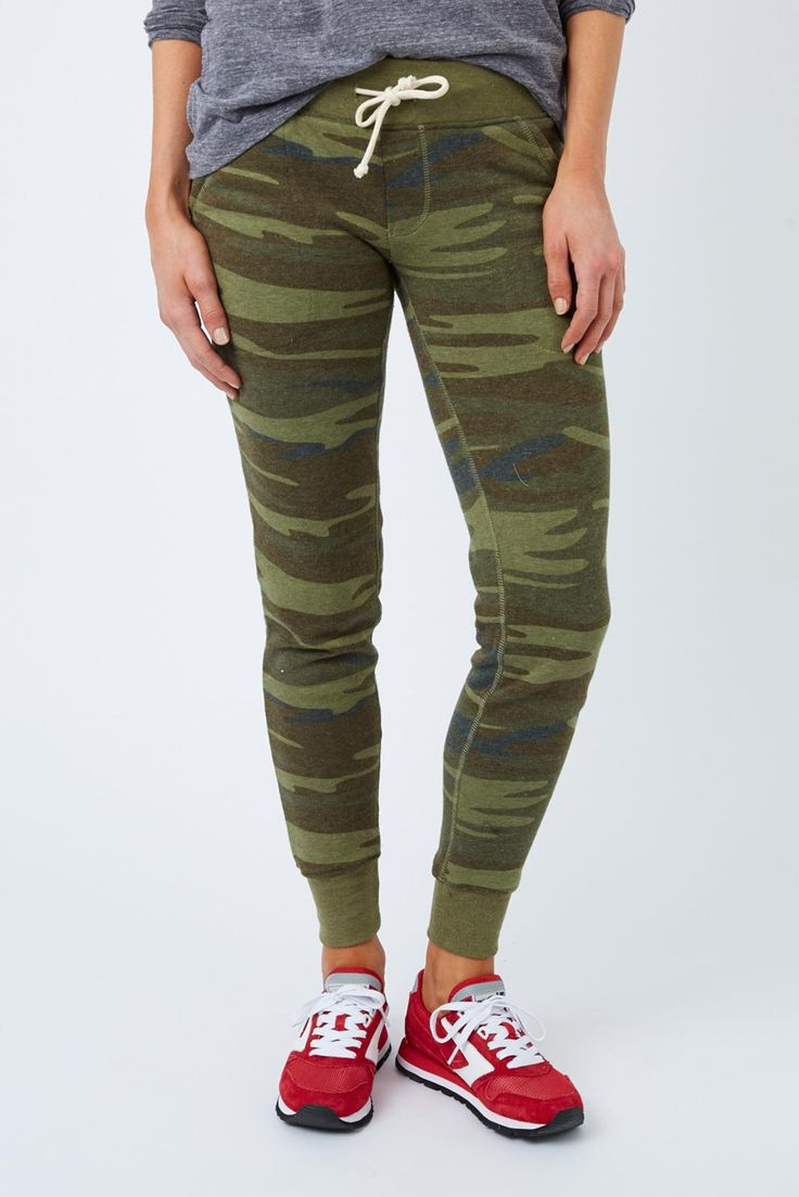 Camo Joggers | The #1 boutique for moms! $5 Flat Rate Shipping + FREE shipping on all orders over *$50. #Evereve