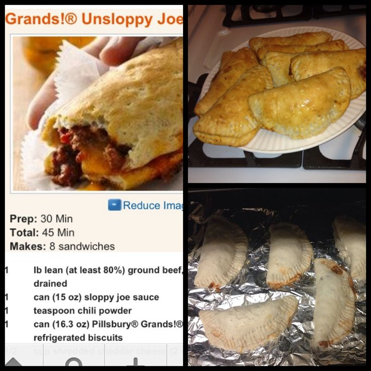Unsloppy Joes (will use our regular sloopy joe sauce recipe)