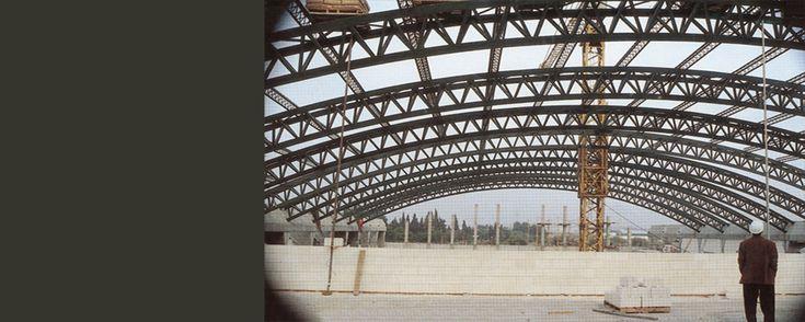 Construcciones de estructuras metálicas CARTAGO - Construcciones de estructuras metálicas - OBRAS E INFRAESTRUCTURAS CARTAGO - Estructuras metálicas, construcción de estructuras metálicas, construcción de naves industriales, construcciones industriales