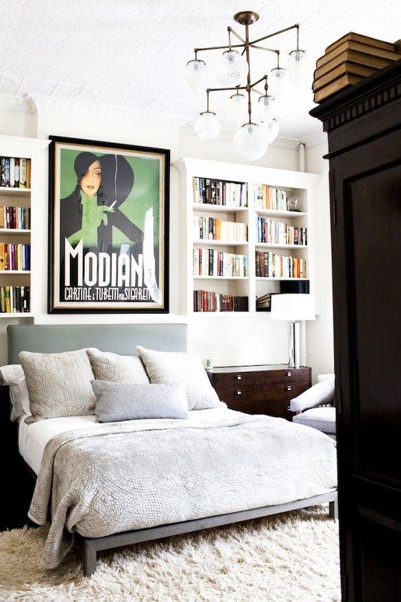 6 Breathtakingly Beautiful Brooklyn Homes Guest BedroomsMaster