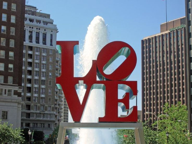 The city of brotherly love will always have a place in my heart. LOVE PHILLY