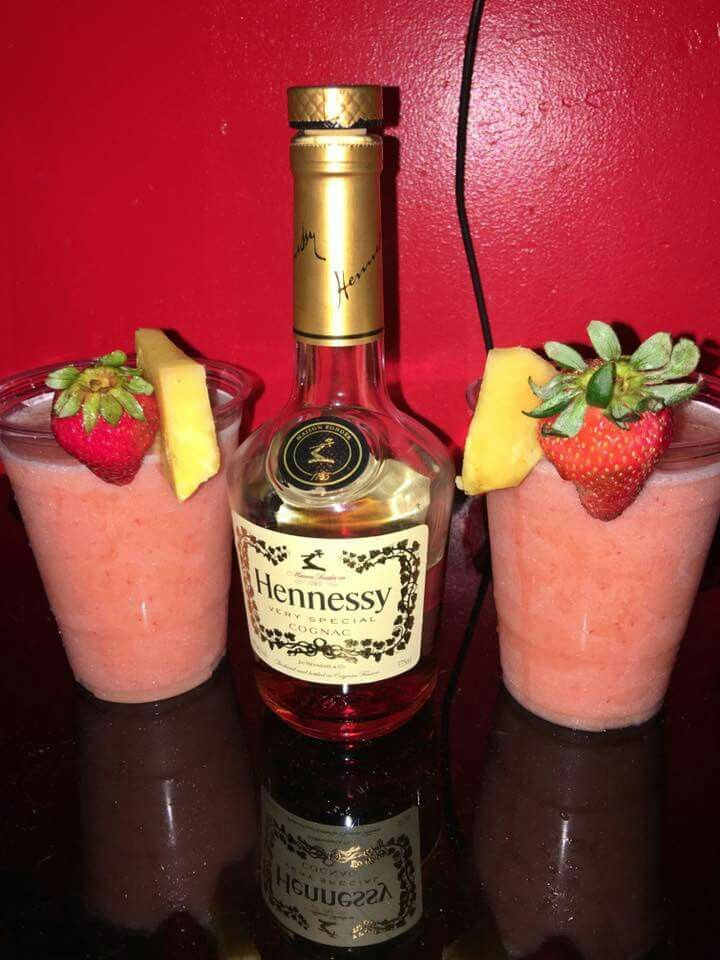 Strawberry Banana Hennesy Coloda