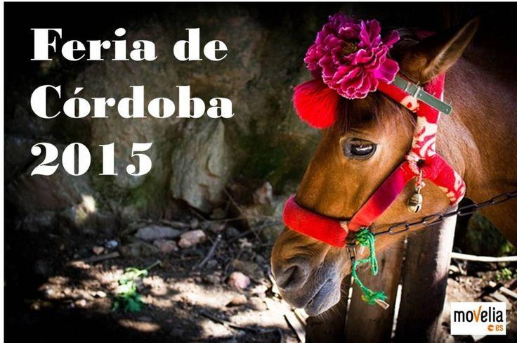 Feria de Córdoba 2015, caballos, Andalucía, España.
