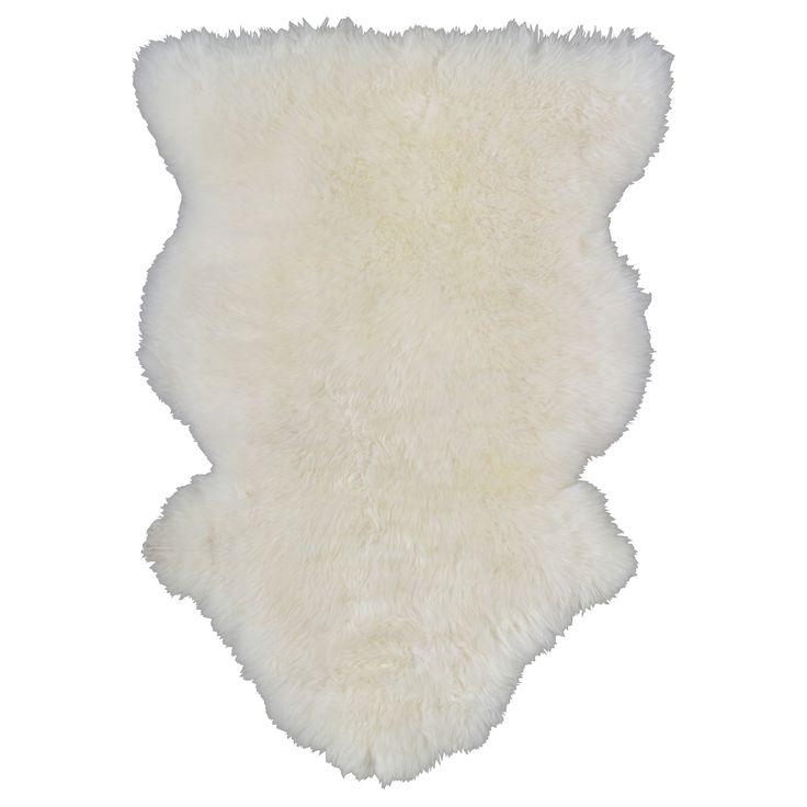 LUDDE Peau de mouton - IKEA