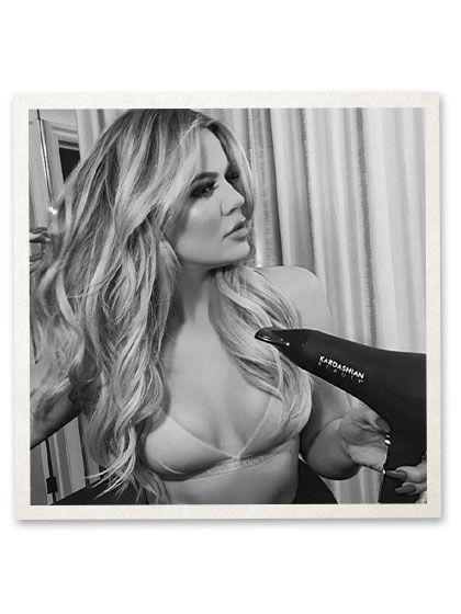 Kardashian-Endorsed Products - Kardashian Beauty Hair Dryer | allure.com