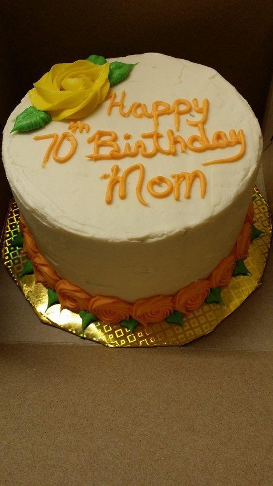 85 best Buttercream Cakes images on Pinterest Buttercream cake