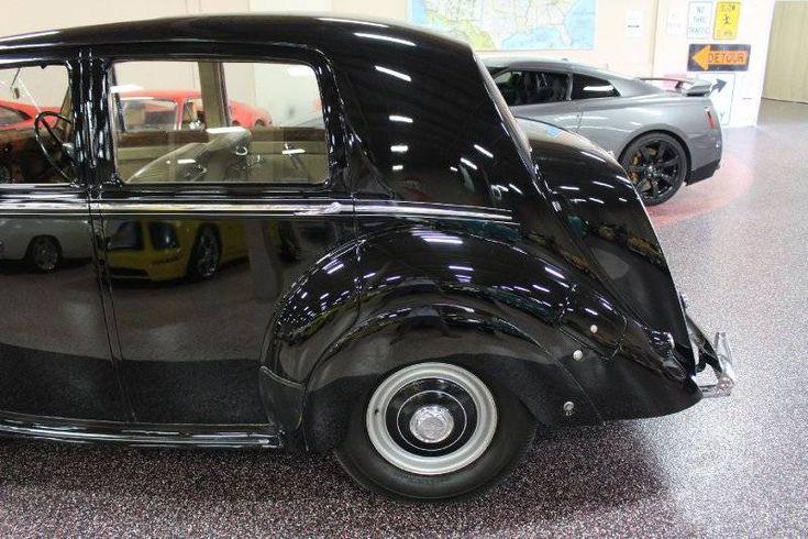 1951 bentley mark vi for sale 2266202 hemmings motor