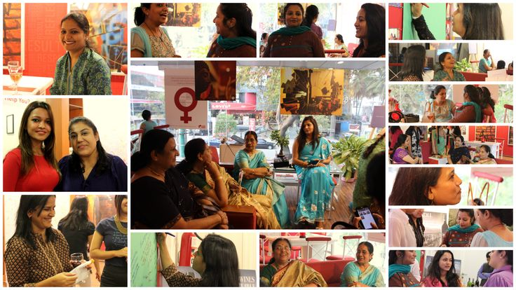 We celebrated International Women's Day on the 8th of March. On this day we celebrate the difference that Women have made in Society and how they have become the gears of change for Bangalore.