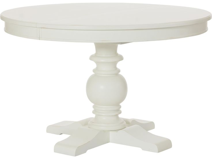 Find This Pin And More On Charleston SC Townhomes American Drew Lynn Haven Dover White Wide Round Dining Table