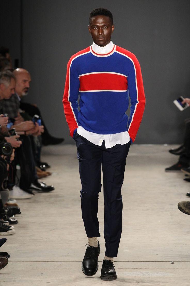 Todd Snyder | Menswear - Autumn 2017 | Look 33