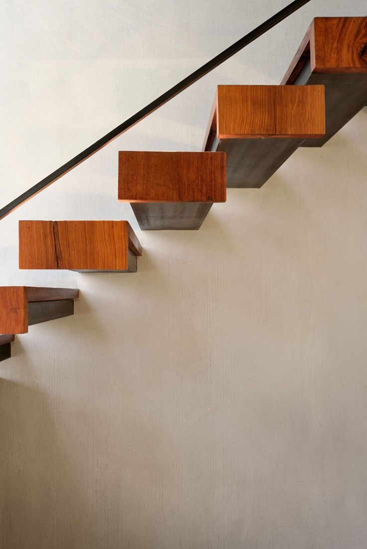 Hollywood Hills Residence for StudioContemporary-Stairs